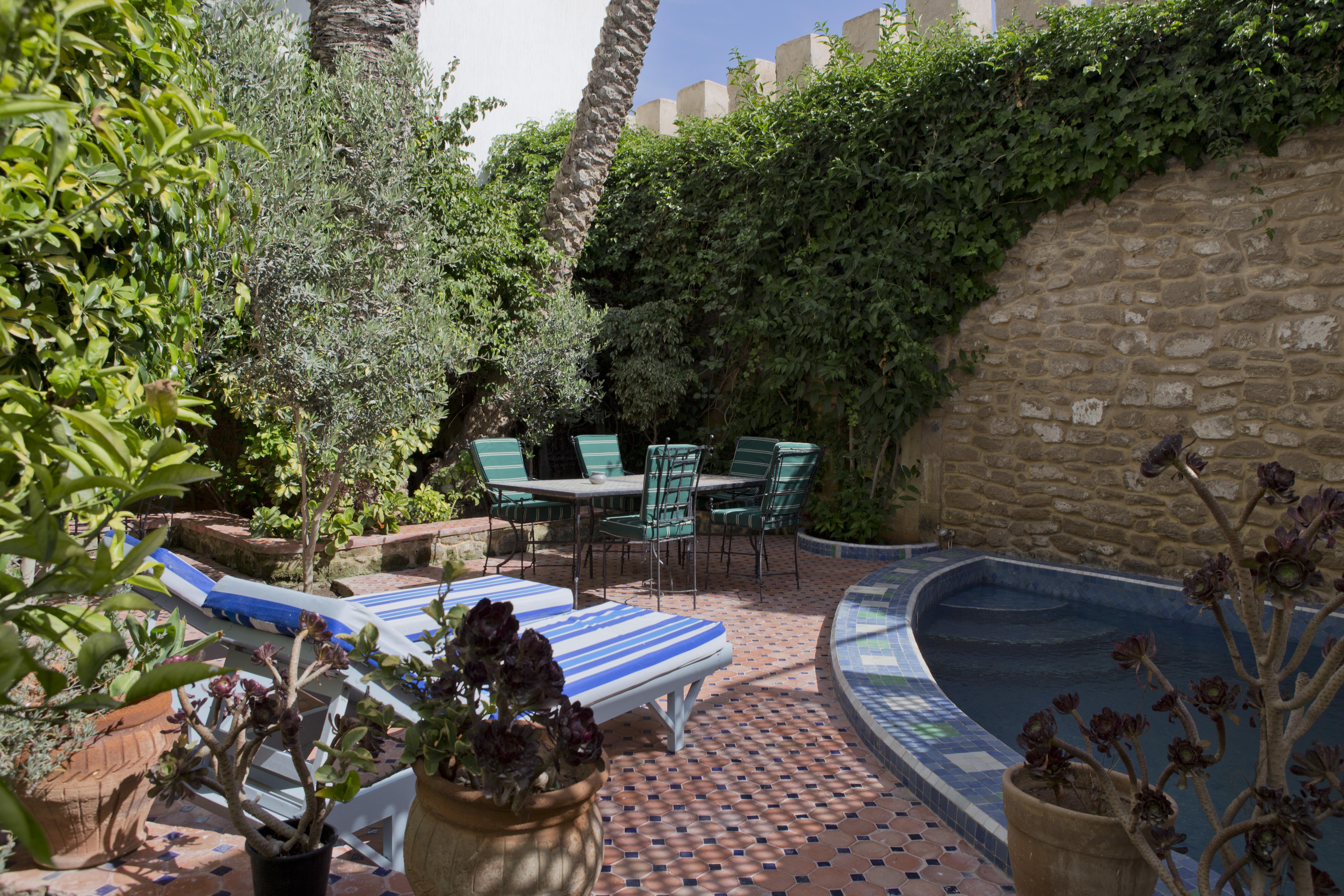 Riad De Caract 232 Re Avec Jardin Et Piscine 224 Vendre En