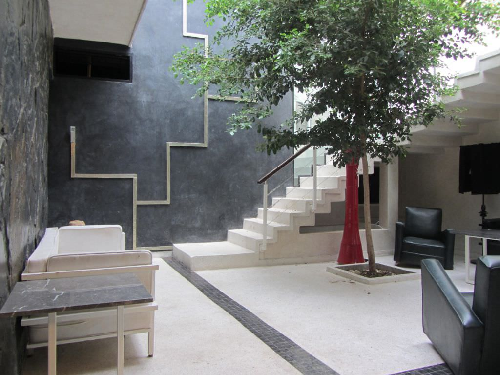 An Intriguing Contemporary 150m2 Marrakech Riad And 30m2 Douirya On Sidi  Abdelaziz